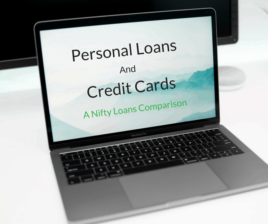 personal loans vs credit cards